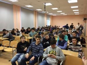 Общее дело в Колледже информационных технологий города Москвы