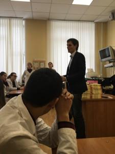 Общее дело в Медицинском колледже №2 города Москвы