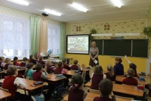 Общее дело в школе №2 города Северодвинска Архангельской области