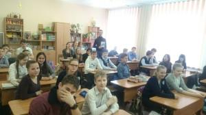 Общее дело в школе №18 города Волжский Волгоградской области