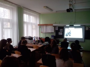 Общее дело в школе №19 города Волжский Волгоградской областиОбщее дело в школе №19 города Волжский Волгоградской области