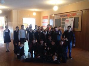 Общее дело в Никольской средней школе Костромского района
