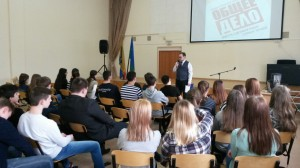 Общее дело в школе №3 города Сургута ХМАО
