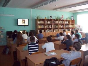 Общее дело в школе №8 города Кинешмы Ивановской области