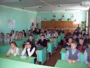 Общее дело в школе №17 города Кинешмы Ивановской области