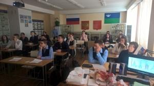 Общее дело в школе №6 города Нягань ХМАО