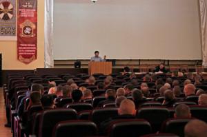 Общее дело в воинской части внутренних войск МВД РФ города Сочи Краснодарского края