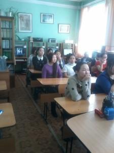 Общее дело в Кызылском колледже искусств республики Тыва