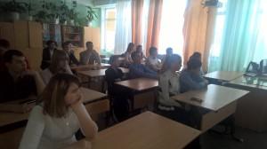 Общее дело в школе №2 города Нягани ХМАО