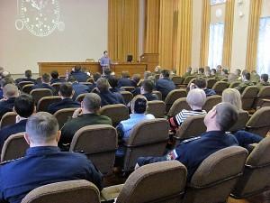 Общее дело в гостях у военнослужащих города Новосибирска