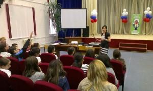 Общее дело в школе №22 города Сургута ХМАО