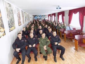 Общее дело в воинской части №3059 города Тюмени