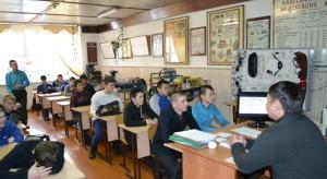 Общее дело в Кызылском автомобильно-дорожном техникуме республики Тыва