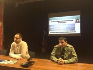 Общее дело в гостях у военнослужащих воинской части 5559 города Ставрополя