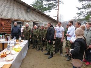 Общее дело приняло участие в Масленичных гуляниях при Пантелеимоновском храме г. Кисловодска
