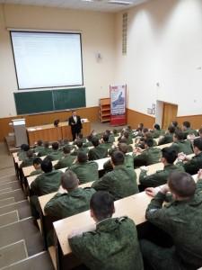 Общее дело в Голицынском пограничном институте ФСБ