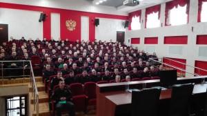 Общее дело в воинской части №7427 Ставропольского края