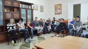 Общее дело в гостях у Детского дома города Пятигорска