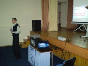 Общее дело в Палехском художественном училище Ивановской области