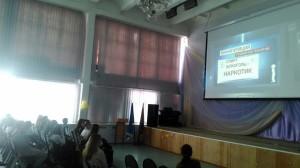 Общее дело в школе №26 города Сургут ХМАО