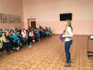 Общее дело в школе №12 города Сургута ХМАО