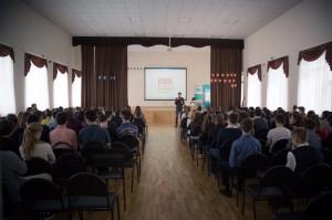 Общее дело в школе №1242 города Москвы