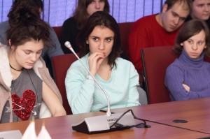 Общее дело на встрече со студентами Международного независимого эколого-политологического университета города Москвы