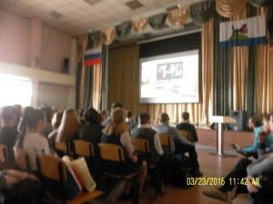 Общее дело в школе №67 города Иркутска