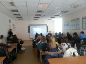 Общее дело в школе №5 города Сургута ХМАО
