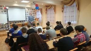 Общее дело в Воркутинском горно-экономическом колледже республики Коми