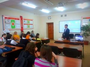 Общее дело в школе №7 города Сургут ХМАО