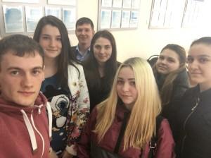 Общее дело в Финансово-экономическом колледже города Сургута ХМАО