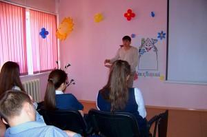 Общее дело в гостях у учащихся поселка Фёдоровский Сургутского районе ХМАО
