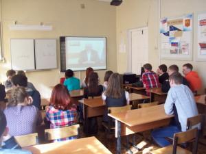 Общее дело в школе №6 города Кинешма Ивановской области