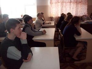 Общее дело в школе №5 города Кинешмы Ивановской области