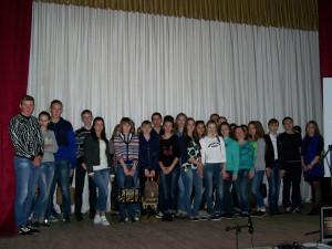 Общее дело в Пятницкой средней общеобразовательной школе