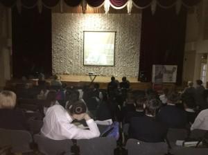 Общее дело в школе №7 сельского поселения Талинка Октябрьского района ХМАО