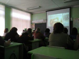 Общее дело в школе №4 округа Муром Владимирской области
