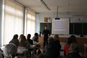 Общее дело в школе №18 округа Муром Владимирской области