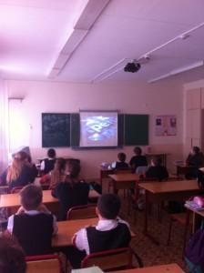 Общее дело в школе №10 города Архангельска