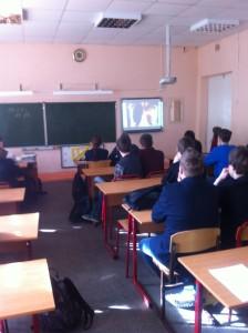 Общее дело в школе №9 города Архангельска