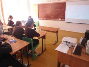 Общее дело в Ериковской школе Белгородской области