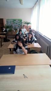 Общее дело в школе №4 города Нягань ХМАО