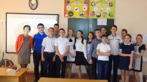 Общее дело в школе №10 поселок Зимовники Ростовская область