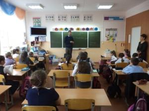 Общее дело в гимназии №13 города Ульяновска
