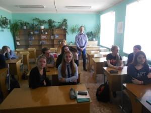 Общее дело в школе №2 города Родники Ивановской области