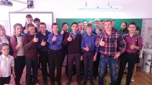 Общее дело в станице Советской Новокубанского района Краснодарского края