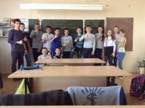 Общее дело в школе №34 города Волжский Волгоградской области