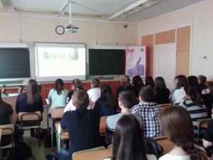 Общее дело в школе №11 города Костромы