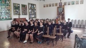 Общее дело в Православной гимназии г. Кисловодска Ставропольского края